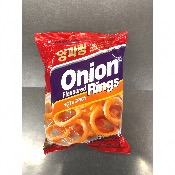 ONION RINGS HOT SPICY 40G